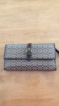 Coach wallet, cost New was $100. Excellent condition, hardly used. Glassboro, 08028