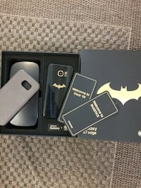 Limited Batman Edition Samsung S7 edge 32gb unlocked Ottawa