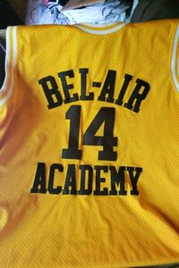 Will Smith Bel-Air Academy Jersey