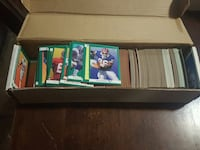 Football cards Cleveland