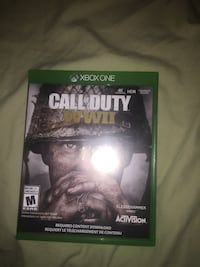 Call of duty modern warfare xbox one game case Simcoe, N3Y 3Y6