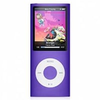 Ipod Nano 5th Gen  null