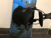Sims fs 600snowboard with flow binding