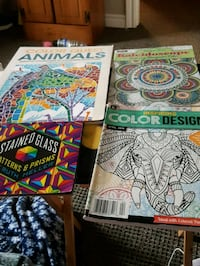 Adult coloring books Guelph, N1H 2M8