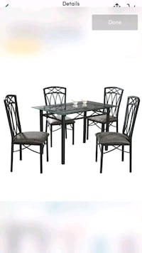 5 piece dining room set  Woodbridge, 22125