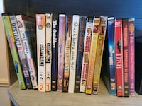Movies all for 25 bucks obo  Edmonton, T6H 0P2