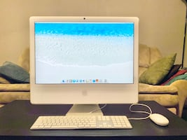24-inch Apple iMac - Big screen!!