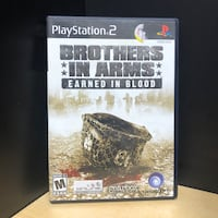 Brothers In Arms: Earned In Blood PS2 Game