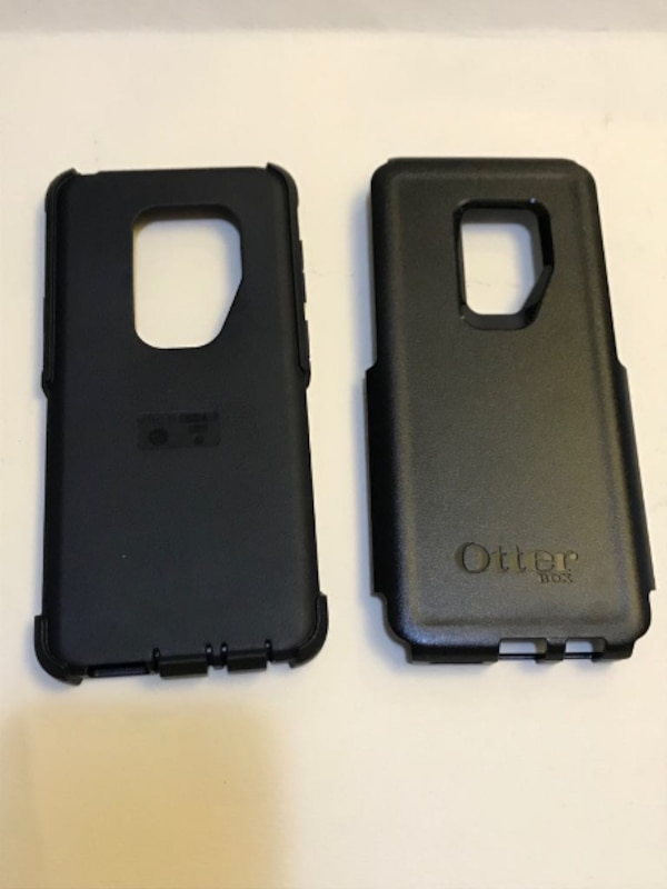 save off 7df33 f0d81 OtterBox Commuter Series Case for Samsung Galaxy S9 - Frustration Free  Packaging - Black