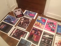 Classic movie mini poster prints $3.00 each or all for $50.00 some doubles. Toronto, M4G