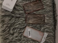 iPhone X cases ( 1 new and 2 used) Burnaby, V5A 3V9