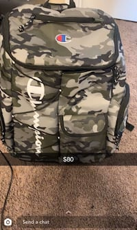 Champion Camouflage Booksack New Orleans, 70122