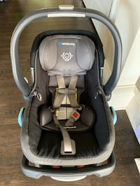 Uppa Baby Car Seat w/two bases