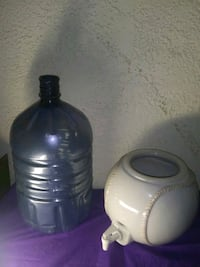 Baseball water dispencer, man cave, water cooler