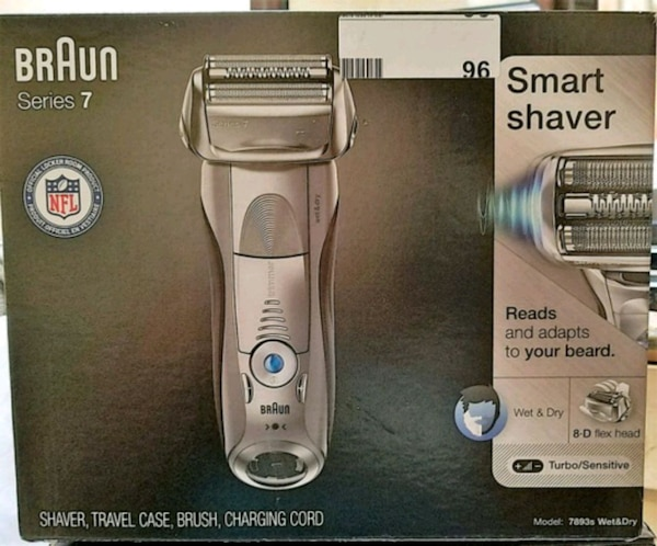 BRAUN SERIES 7 SMART SHAVER