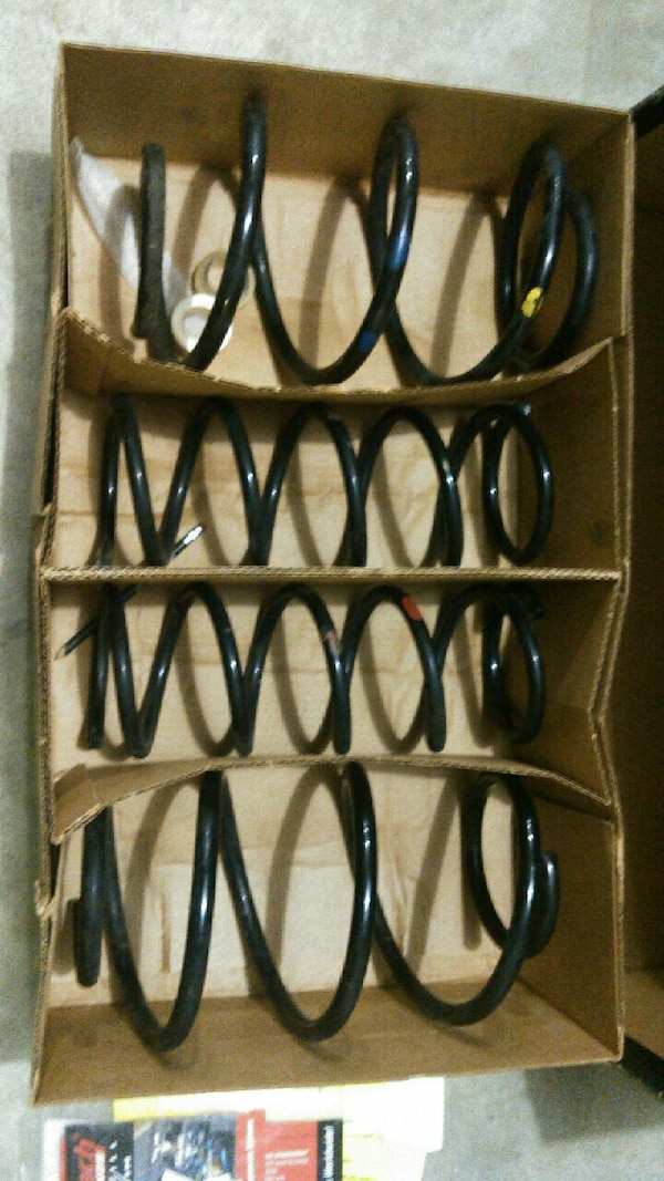 2008 altima coupe stock springs