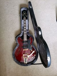 Epiphone electric guitar  Houston, 77042