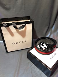 Gucci belt Washington, 20010