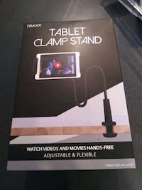 Tablet/Smart phone clamp stand. Pick up only. Reynoldsburg, 43068