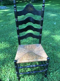 Antique ladder back chair Kensington, 20895
