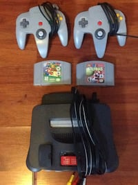 Nintendo 64 Awesome Mario bundle! Brampton, L6S 2T7