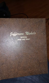 Jefferson nickles PROOF collection  Purcellville, 20132
