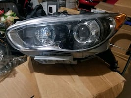 2013 Infiniti JX35 headlights Assembly driver side