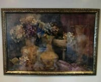 Beautiful Painting with expensive Frame South Pasadena, 91031
