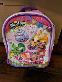 Girls Small Shopkins backpack Placentia, 92870