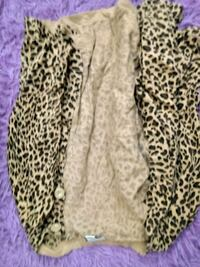 black and brown leopard print sleeveless dress South Bend, 46601