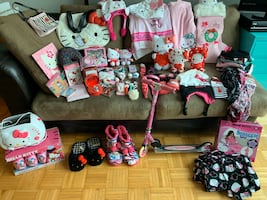 Ultimate HELLO KITTY holiday gift! Entire Box!