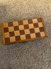 Travel chess board Sykesville, 21784