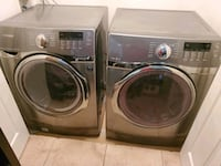 Front load washer and gas dryer combo Tucson, 85710