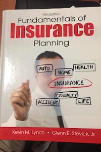 "Book ""Fundamentals of Insurance Planning"""
