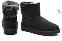 Ugg Booties in Black, Size 9 Arlington, 22205