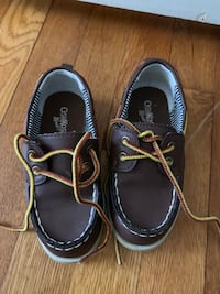 pair of black Sperry boat shoes Woodbridge, 22193