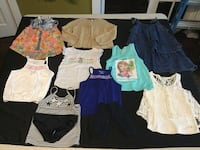 LOT OF GIRLS SIZE 4 toddler -$40 Toronto, M6R 1Z8