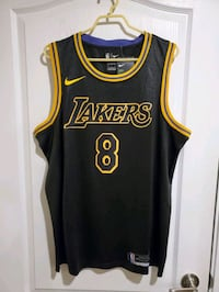 Kobe Bryant #8 Lakers NBA Jersey Winnipeg, R3Y 0B7