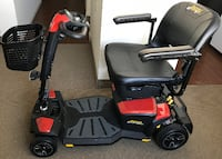 Pride Mobility Electric Motorized Scooter null