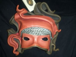 Mexican Handmade Leather Mask