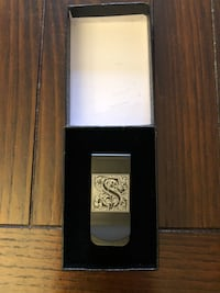 Money Clip - Engraved 'S' Alexandria, 22315