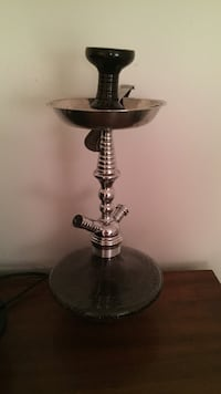 black and gray hookah Fort Myers, 33907