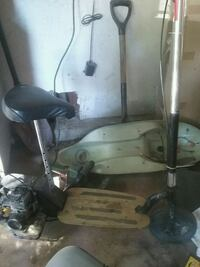 Gas scooter $125 Stockton, 95206