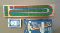Cribbage board game  Edmonton, T5Y 3J6