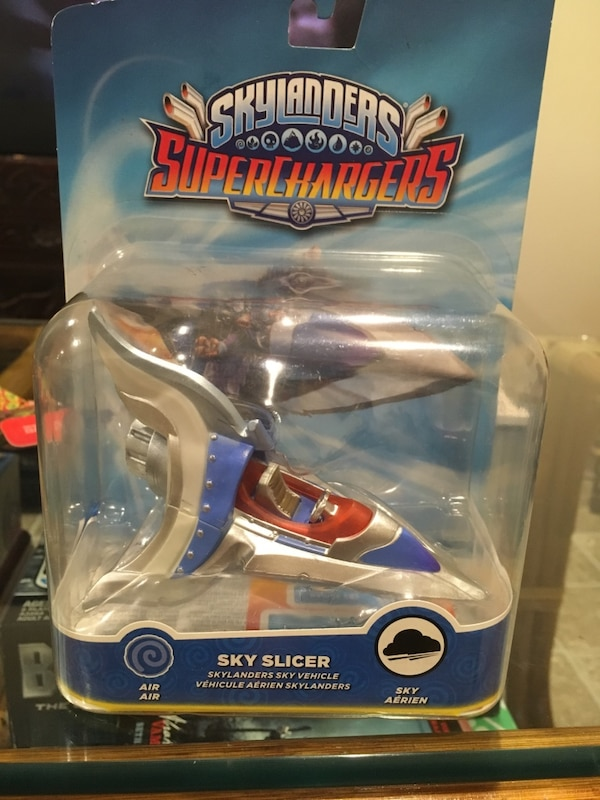 Skylander Supercharger Sky Slicer