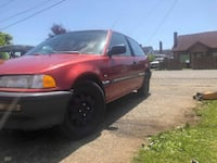 Honda - Civic - 1990 Elma, 98541