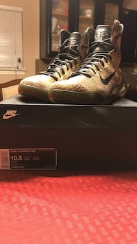 Kobe IX High EXT QS 10.5 Horizon City, 79928