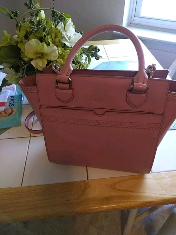 bffa0561fa1d Used Pink cole han bag for sale in Poughkeepsie - letgo