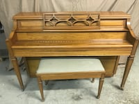 Antique piano  Gilberts, 60136