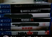 Ps4 Games 2 for 20$ or 12$ each Port Richey